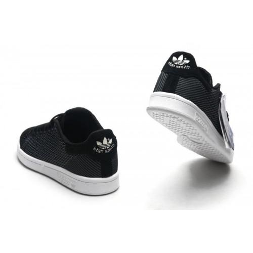 212cd752 Adidas Stan Smith Original Black купить женские кроссовки Адидас в ...
