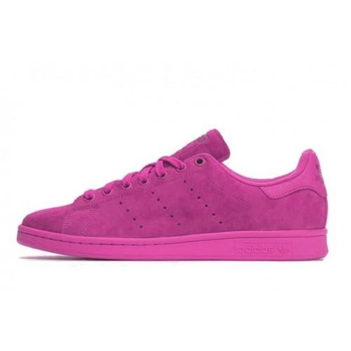Adidas Stan Smith Original RIO Powder Fucsia женские кроссовки