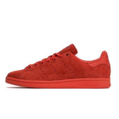 Adidas Stan Smith Original RIO Powder Red женские кроссовки