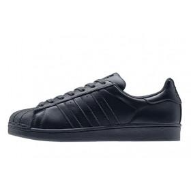 Adidas Superstar Supercolor PW Black женские кроссовки