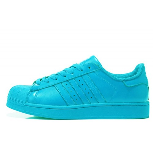 Adidas Superstar Supercolor PW Vivid Mint женские кроссовки