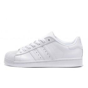 Adidas Superstar Supercolor PW White женские кроссовки