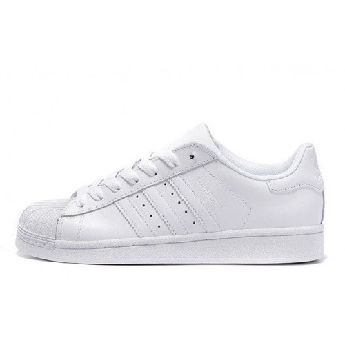 Adidas Superstar Supercolor PW White женские кроссовки