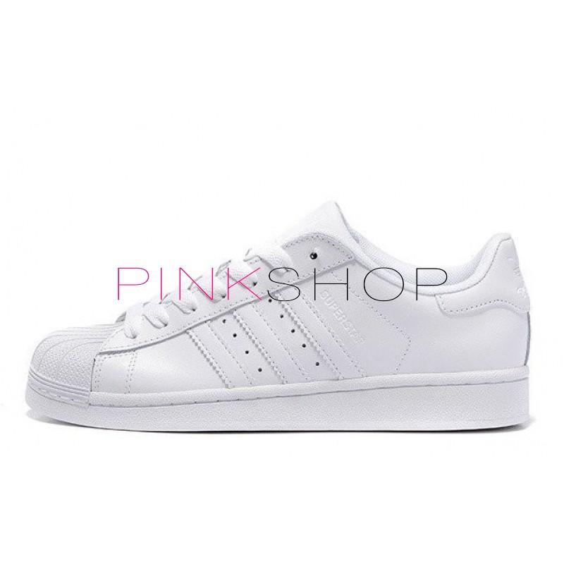 acc18ee50 Adidas Superstar Supercolor PW White купить женские кроссовки Адидас ...