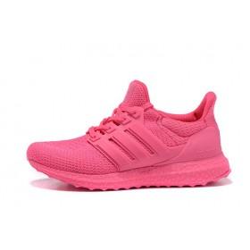 Adidas Ultra Boost All Pink женские кроссовки