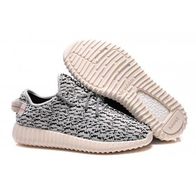 Adidas Yeezy Boost 350 Low Turtle/Grey женские кроссовки