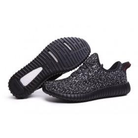Adidas Yeezy Boost 350 Low Black мужские кроссовки