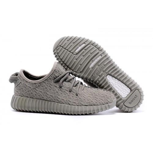 Adidas Yeezy Boost 350 Low Moon Grey женские кроссовки