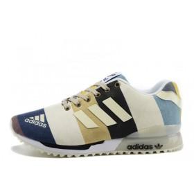 Adidas ZX Flux 2.0 Glow Line Color женские кроссовки