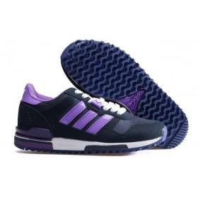 Adidas ZX 700 Purple женские кроссовки