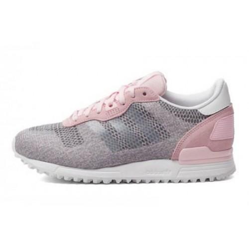 Adidas ZX700 EM Pink женские кроссовки