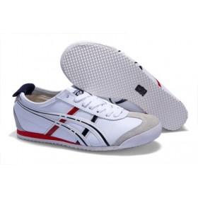 Asics Kanuchi Red White мужские кроссовки