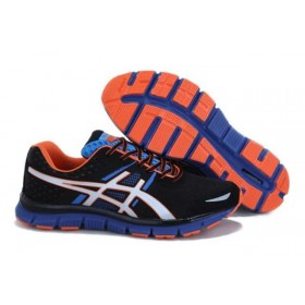 Asics Gel-Neo 33 Black Orange мужские кроссовки