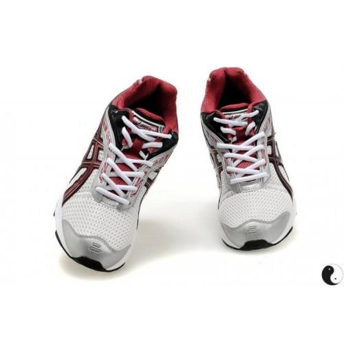 Кроссовки Asics Gel Stratus Red White купить мужские кроссовки Асикс ... 75bb64c1dba28