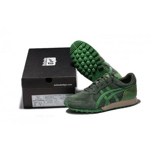 0325840ca096c3 Кроссовки Asics Onitsuka Tiger Colorado 85 Green купить мужские ...
