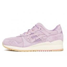 Asics Gel Lyte III Lavender женские кроссовки