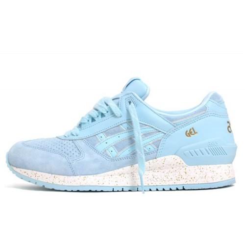"""Asics Gel Respector """"Crystal Blue"""" женские кроссовки"""