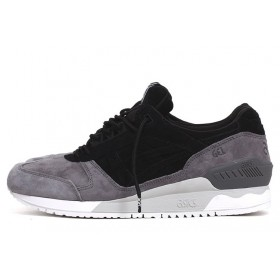 "Asics Gel Respector ""Mooncrater Pack"" Black женские кроссовки"