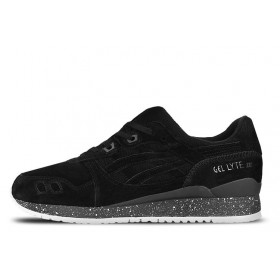 "Asics Gel Lyte III ""Reigning Champ Collaboration"" Black мужские кроссовки"