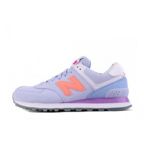 New Balance WL 574 BWC Sky Foam Summer женские кроссовки