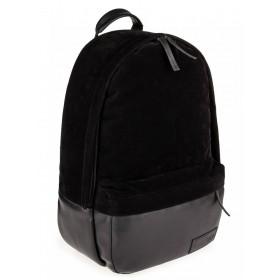 Рюкзак BBAG Capsule Maxi Suede Black