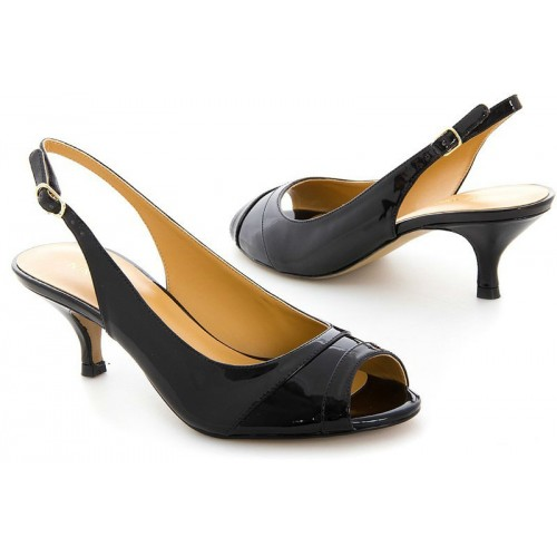 Босоножки Nine West On The Rocks Black