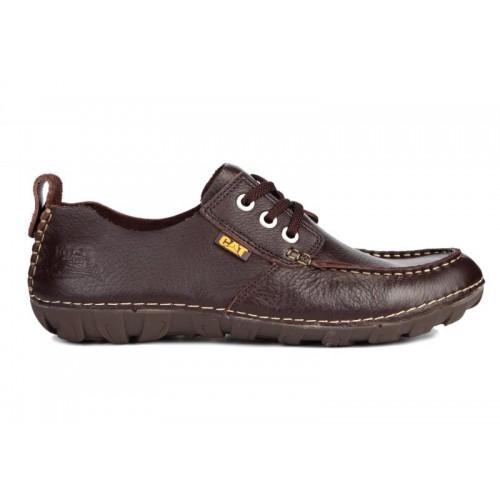Caterpillar Boat Brown мужские туфли