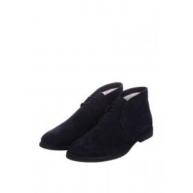 CG Desert Boots Winter Suede Navy Blue мужские ботинки