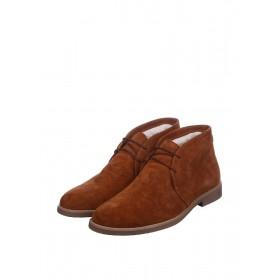 CG Desert Boots Winter Suede Chestnut мужские ботинки