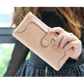 Кошелек Retro Wallet Beige
