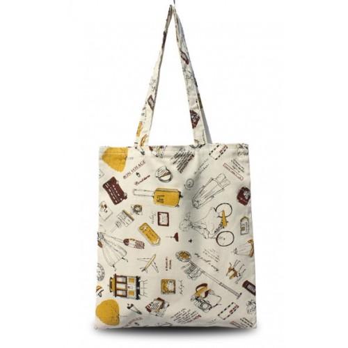 Текстильная сумка Cotton Tote Bon Voyage
