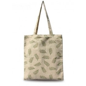 Сумка Cotton Tote Leaves