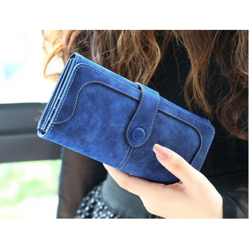 Кошелек Retro Wallet Blue