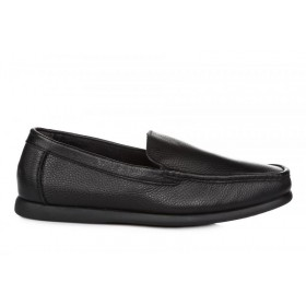 Clarks Fashion Moccasin Black M мужские мокасины
