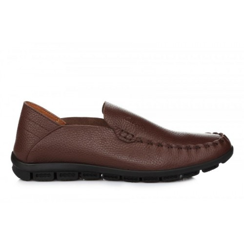 Clarks Casual Moccasin Brown M мужские мокасины