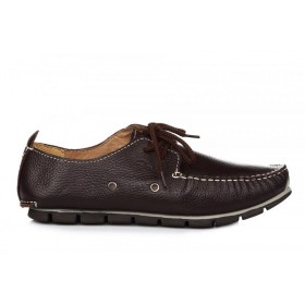 Clarks Casual Boat Brown M мужские туфли