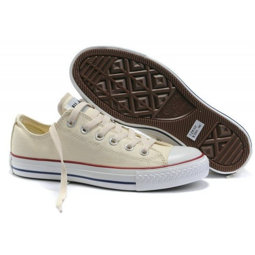 Converse Chuck Taylor All Star Low Light Yellow женские кеды