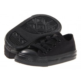 Converse Chuck Taylor All Star Low Mono Black