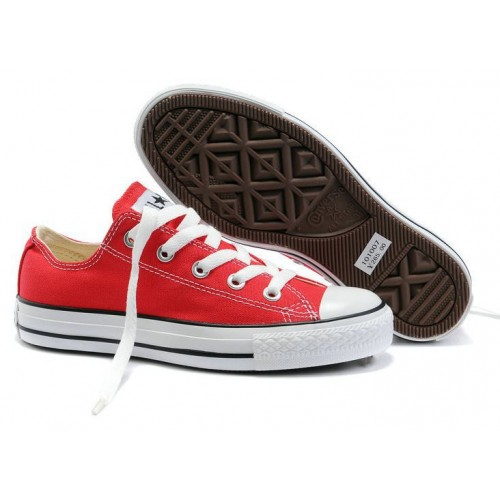 Converse Chuck Taylor All Star Low Red мужские