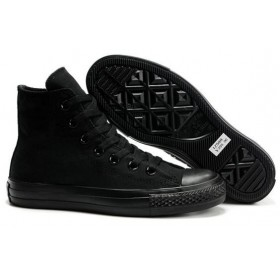 Converse Chuck Taylor All Star High Mono Black