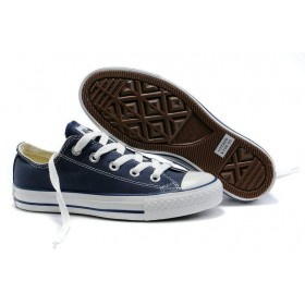 Converse Chuck Taylor All Star Low Blue