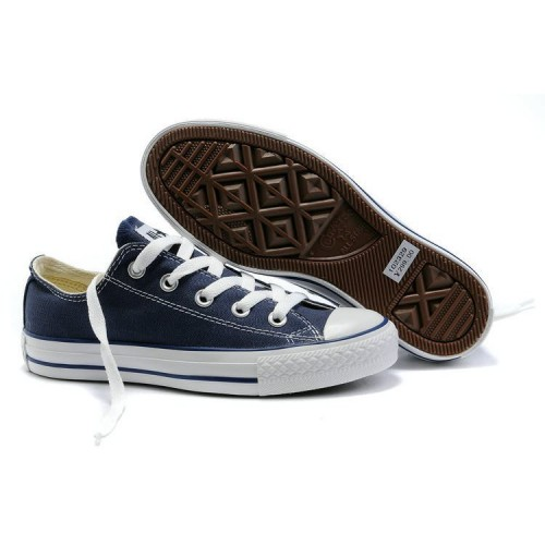 Converse Chuck Taylor All Star Low Blue мужские