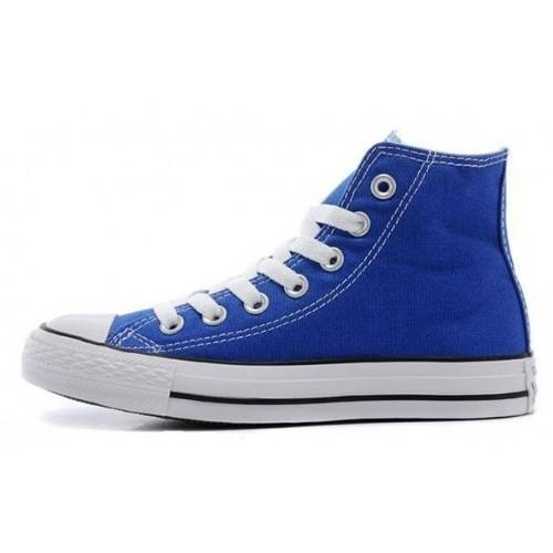 Converse Chuck Taylor All Star High Sapphire Blue мужские