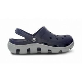 Crocs Duet Sport Clog Navy Grey мужские