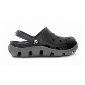 Crocs Duet Sport Clog Dark Grey мужские