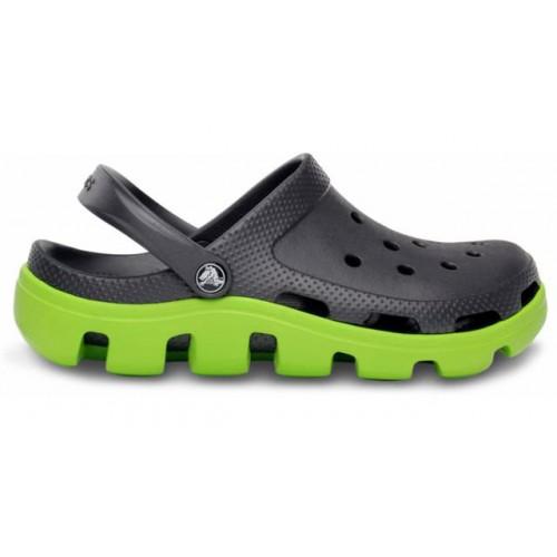 Crocs Duet Sport Clog NGrey Green мужские