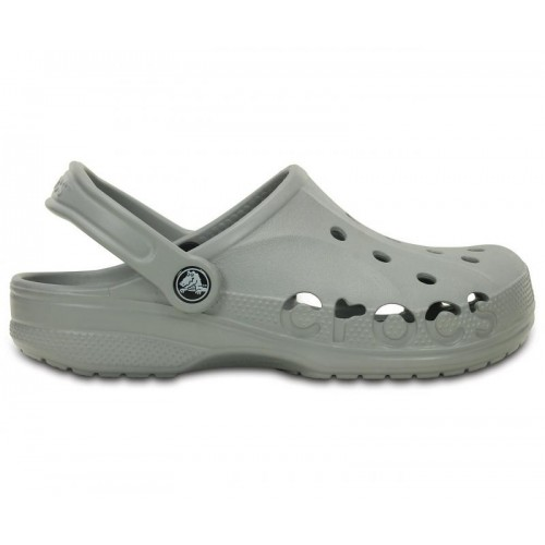 Crocs Baya Light Grey женские