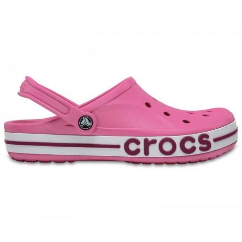 Crocs Bayaband Clogs Pink / Papper женские