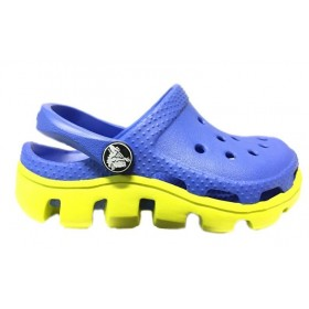 Crocs Duet Sport Clog Blue Green W женские