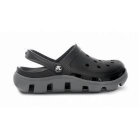Crocs Duet Sport Clog Dark Grey женские